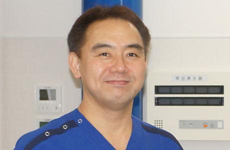 院長:勝田 和信